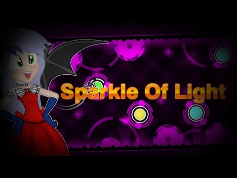 Geometry Dash Sparkle Of Light By ChaSe97 5*
