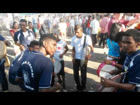 Smv Tappu Melam Taiping 2015 video