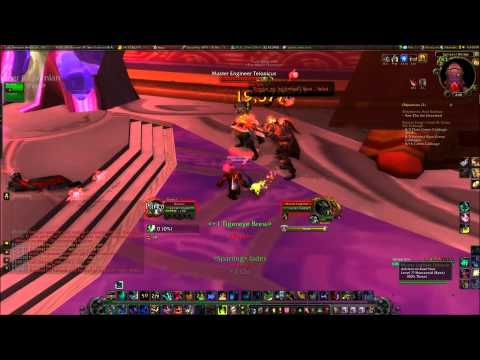 Monk solo: Kael'thas Sunstrider.