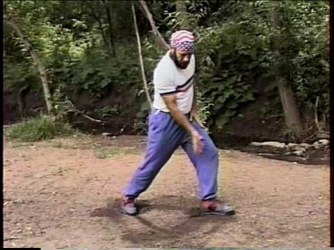 KunTao Silat TriAngle Exercises