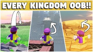 What If We Explore EVERY KINGDOM OUT OF BOUNDS?!? | Super Mario Modyssey #5