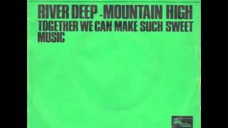 Watch Four Tops River Deep - Mountain High video