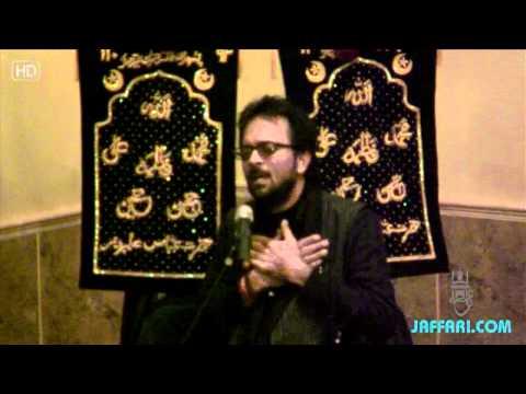 8th Muharram 1433 2011  Jaffari Majlis and Alathus