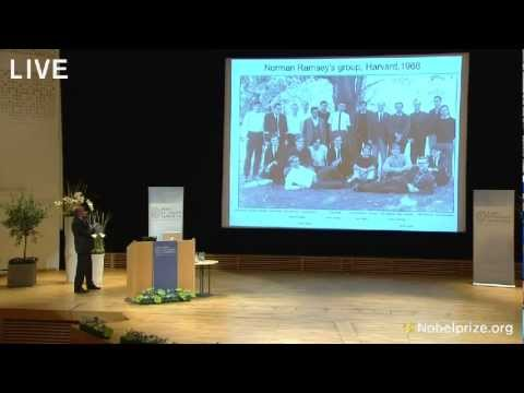 2012 Nobel Lectures in Physics