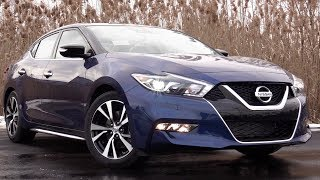 2018 Nissan Maxima: Review