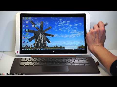 HP Envy x2 - 13t 13.3  (2014) Review
