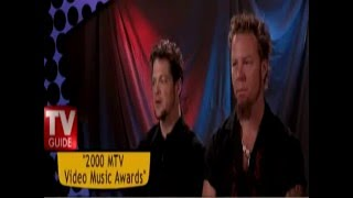 TV Guide - Metallica, 2000