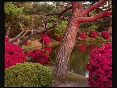 Japanese garden jardin japones youtube - Fotos jardines japoneses ...