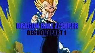 Dragon Ball Z/Super Decoded Documentary Part 1