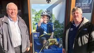 Spooky Ree | Boy Scouts of America | NAPA AutoCare Atlanta