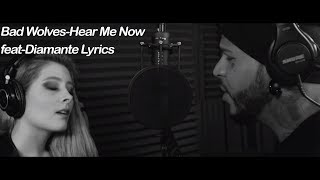 Bad Wolves Hear Me Now Feat Diamante