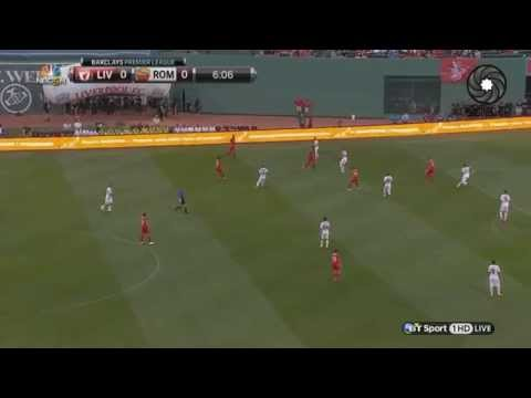 Philippe Coutinho vs Roma (Friendly Match) HD (24/07/2014)