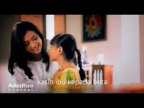 Kasih Ibu ( Mother's Love ) - Ades Riza Channel Official video