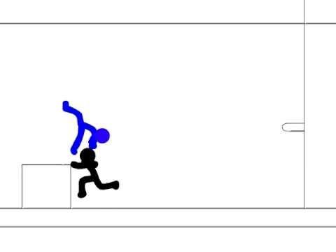 Стикмен анимации как сделать