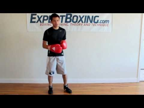 Boxing Footwork Technique #1 - Step-drag Image 1