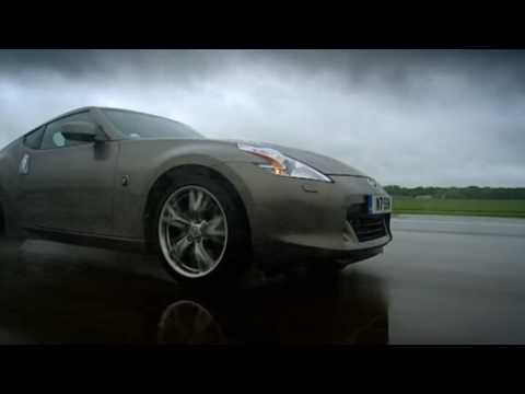 Top Gear - BMW Z4 vs. Nissan 370Z Video