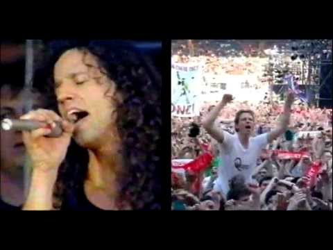 Extreme - Queen Medley (In Full) Freddie Mercury Tribute Concert 1992
