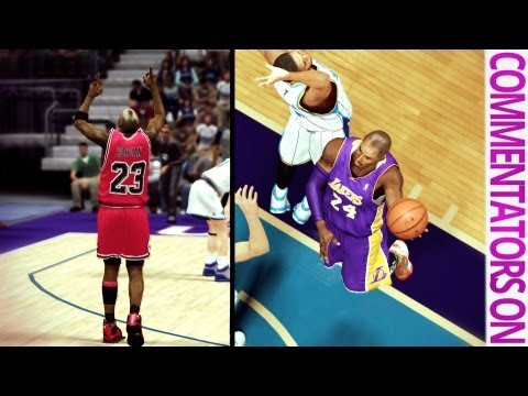 Commentators On - Favorite NBA Moment Of All-Time | Ft. QJB, IpodKingCarter, ShakeDown2012, ... 2K13