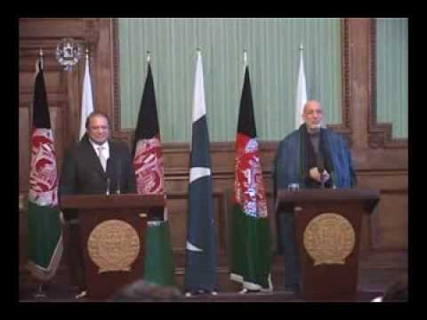 President Karzai & Prime Minister Nawaz Sharif Joint Press Conference -- Nov 30, 2013
