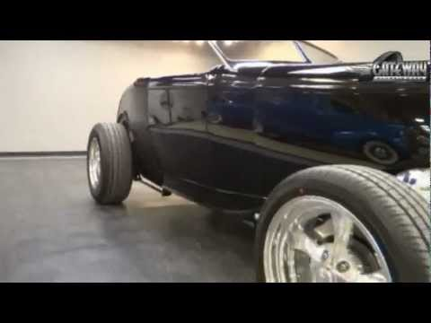 1932 Ford Roadster for sale at Gateway Classic Cars in St. Louis, MO