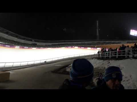 Steven Holcomb and Team USA at Sochi Winter Olympics 2014