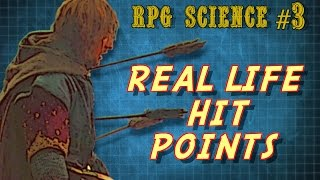 RPG Science #3: Real Life Hit Points