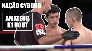 Amateur K1 Cyborg Fight Night 1: Colombo Brasil