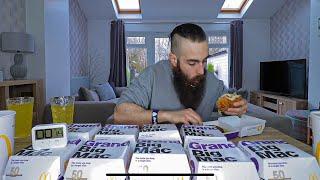 The GRAND Big Mac Challenge (By Popular Demand) | BeardMeatsFood