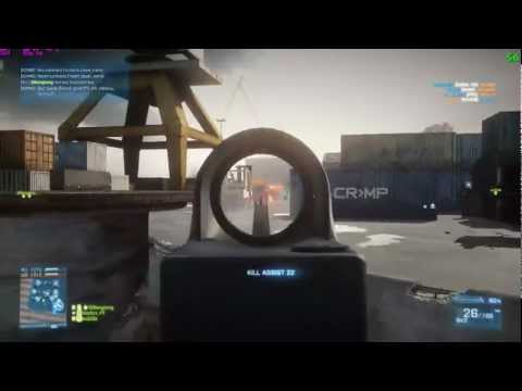 BF3 VectorX 104 kills