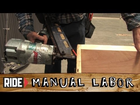 How-to Design and Build Bank Ramps (Part 3) - Manual Labor
