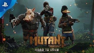Mutant Year Zero: Road to Eden – Cinematic Reveal Trailer   PS4