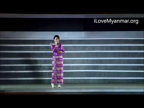 Sea Games 2013 Opening - Nay Nay - ျပညါေထာင္စု ဒုိ႕ရဲ႕ ျမန္မာ