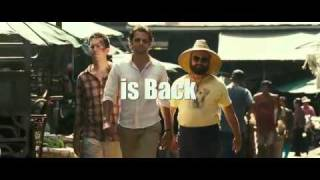 THE HANGOVER 2 Official Trailer HD