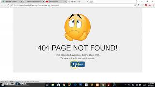 How to Create a 404 Error Page in HTML | Create a Custom 404 Page