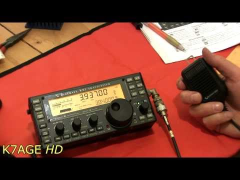 K7AGE Builds the Elecraft KX3 HF Transciever