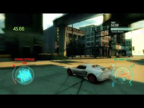 nfs Undercover Overview HD