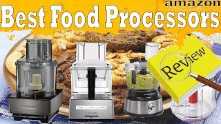 4 Best Food Processors Review 🥧