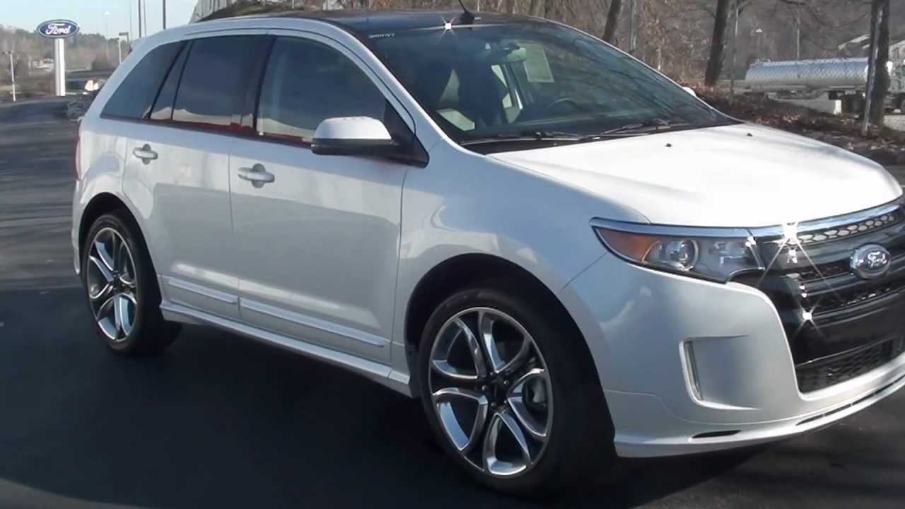 for sale new 2012 ford edge sport stk 20457 youtube. Black Bedroom Furniture Sets. Home Design Ideas