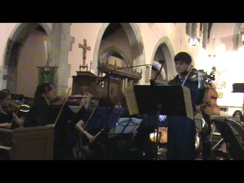 Stretto Youth Chamber Orchestra Spring Concert 2013 (part 1)