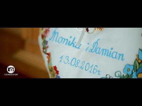 ♥ Monika • Damian ♥ Teledysk ślubny - Folklor 2016 • CAMDESIGN • Profesjonalny Film ślubny •