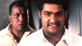 Aadi Movie    Jr.N.T.R Superb Dialogue Scene    Jr.N.T.R, Keerthi Chawla
