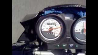 FASTWIND 200 R Top Speed