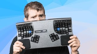 The Most BIZARRE Keyboard...