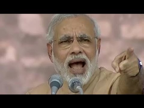 Narendra Modi takes on 'shehzada' Rahul Gandhi for ISI remark