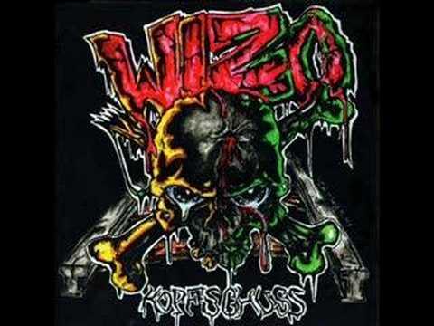 Coprire immagine della canzone Kopfschuss da WIZO