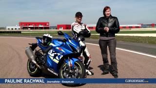 Les essais d'Arnaud Vincent - Suzuki GSX R 1000 2017