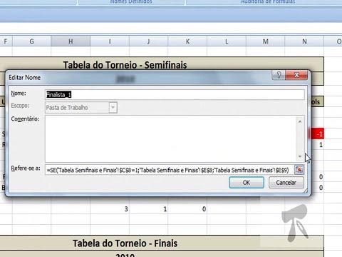 Excel 2007 - Modulo 5   Aula 21   Atingir Meta e Gerenciador de Nomes