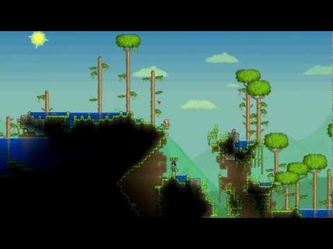 Leqha & Xxx - Terraria - Golden Maiden Amazing Adventure! video