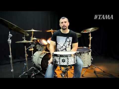 John Dolmayan-Tama Signature Snare Drum