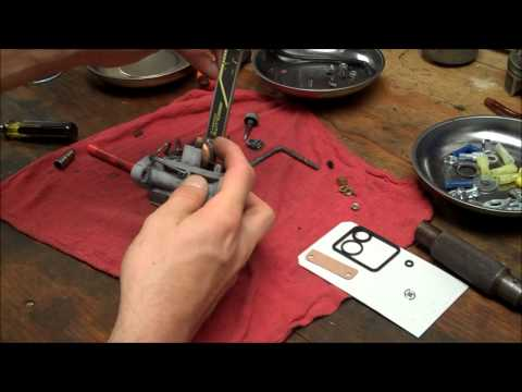 How-To: Z50A Carb Clean & Rebuild / Pilot Adjustment